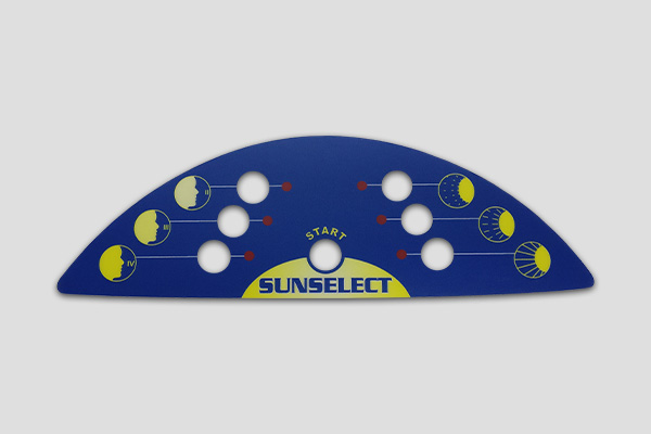 Bedienelement sunselect